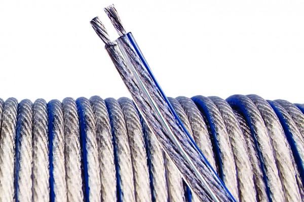 Sinuslive LS-Kabel silverlook Meterware