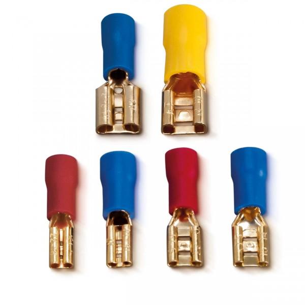 Sinuslive FS Flachstecker 0,75-6,0mm² je 10 Stück im Beutel