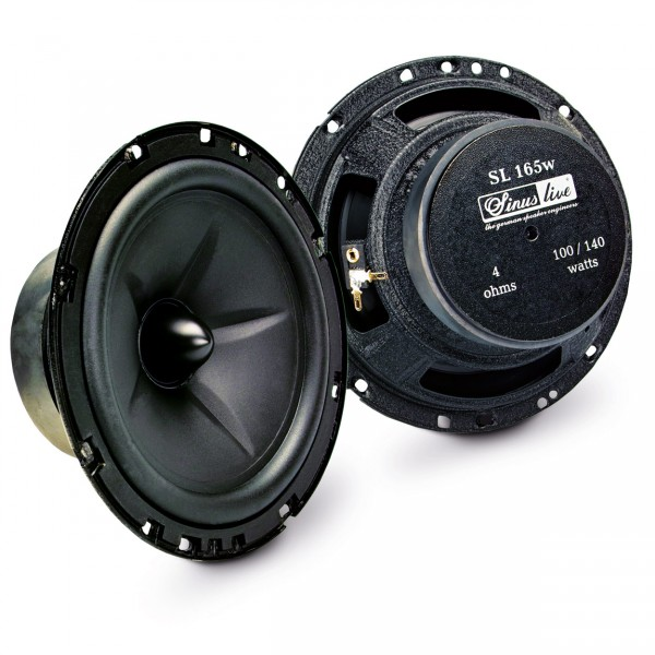 Sinuslive SL-165w 16cm Bassmitteltöner