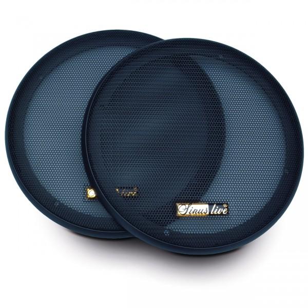 G16i Sinuslive Lautsprechergitter für 16cm Lautsprecher