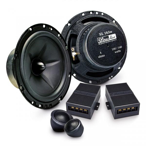 Sinuslive 2-Wege System SL-165w + Neo-25s