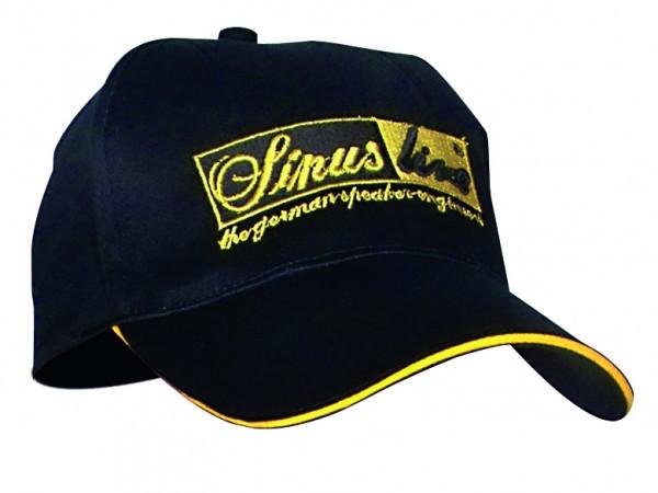 Sinuslive Baseball-Cap schwarz