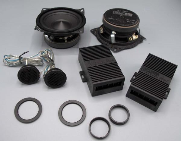 B-Ware Sinuslive SL-105 10cm 2-Wege Lautsprecher System