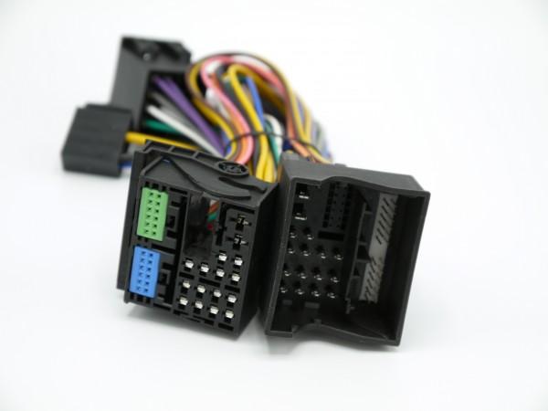 Adapter AD-0123 VW2 für i-sotec Endstufen