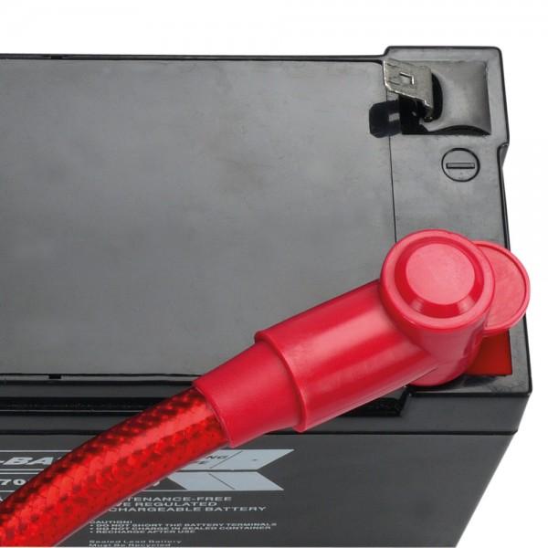 B-Ware Sinustec Isolierung f. Batterieklemmen BKIs