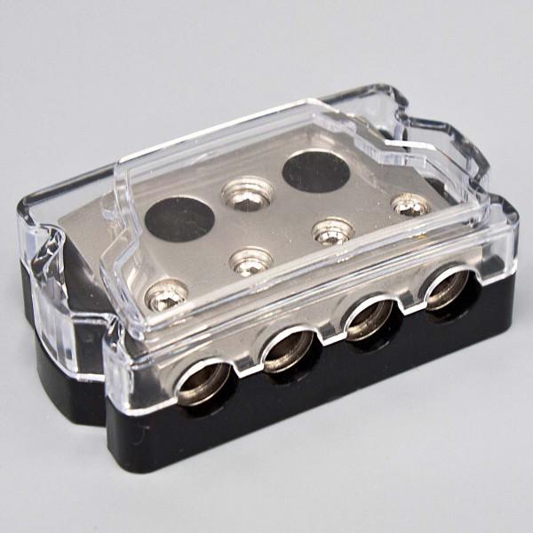 B-Ware SV 1-4 Verteilerblock 1x-35mm² auf 4x-16mm²