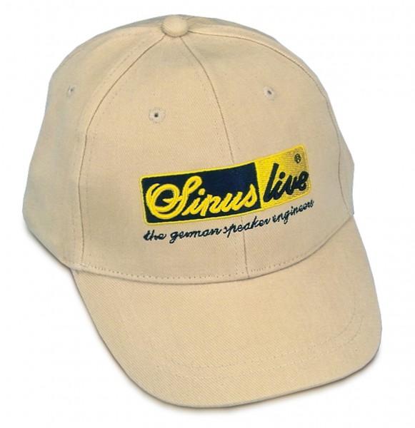 Sinuslive Baseball-Cap beige