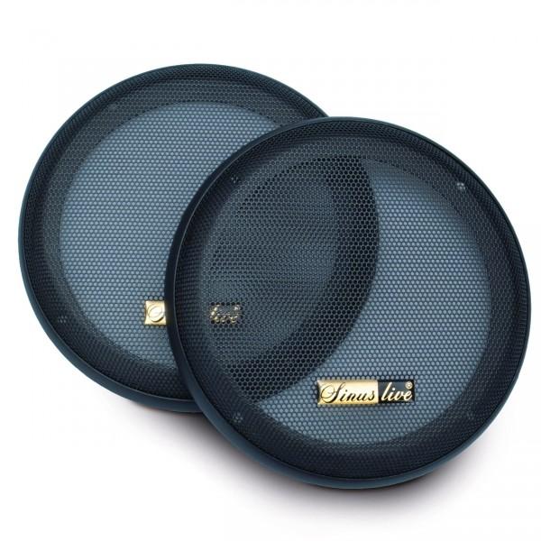 G13i Sinuslive Lautsprechergitter für 13cm Lautsprecher