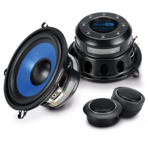 Sinustec ST-130 13cm 2-Wege Lautsprecher System